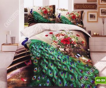 5D спално бельо с код 40-59