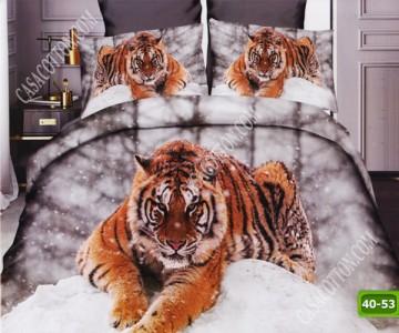 5D спално бельо с код 40-53