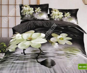 5D спално бельо с код 40-102