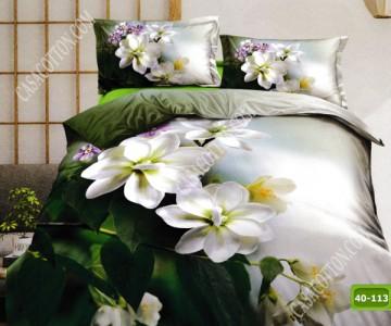 5D спално бельо с код 40-113