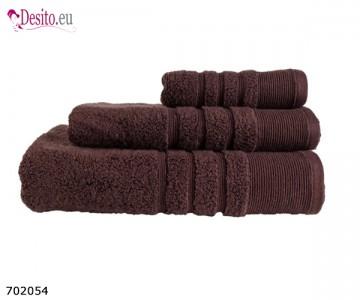 Хавлиени кърпи Мика - кафяви