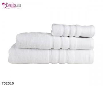 Хавлиени кърпи Мика - бяло