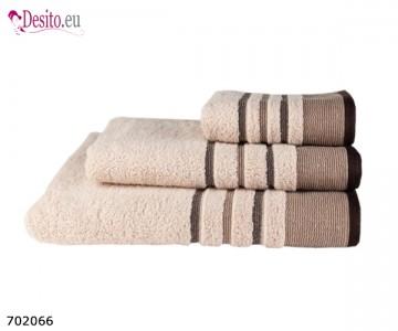 Хавлиени кърпи Мика - мока с черти