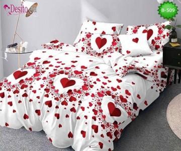 5D спално бельо с код B-509