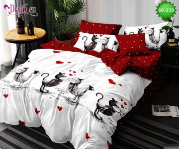Спално бельо с код 60-239