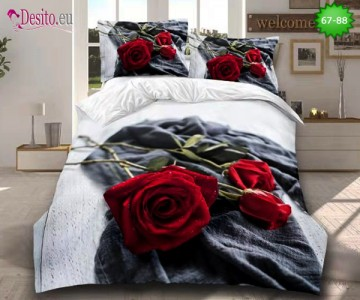 5D спално бельо с код 67-88