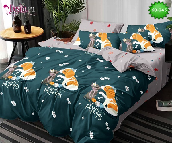 Спално бельо с код 60-245