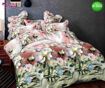5D спално бельо с код B-520