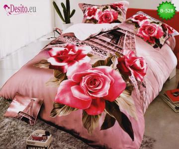 5D спално бельо с код B-528