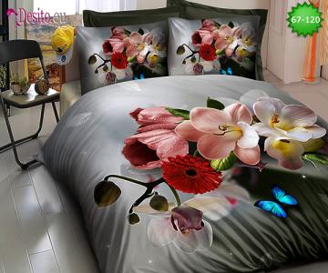 5D спално бельо с код 67-120