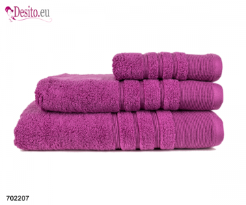 Хавлиени кърпи Мика - лилаво