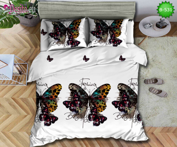 5D спално бельо с код B-531