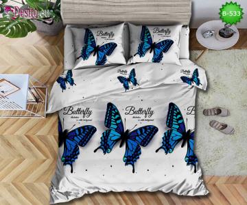 5D спално бельо с код B-533
