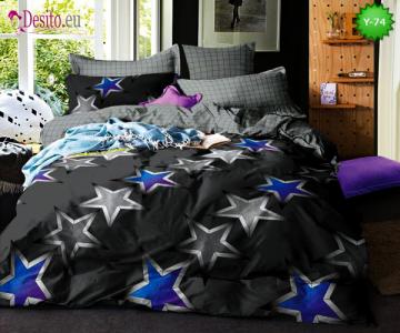 Единично спално бельо с код Y-74