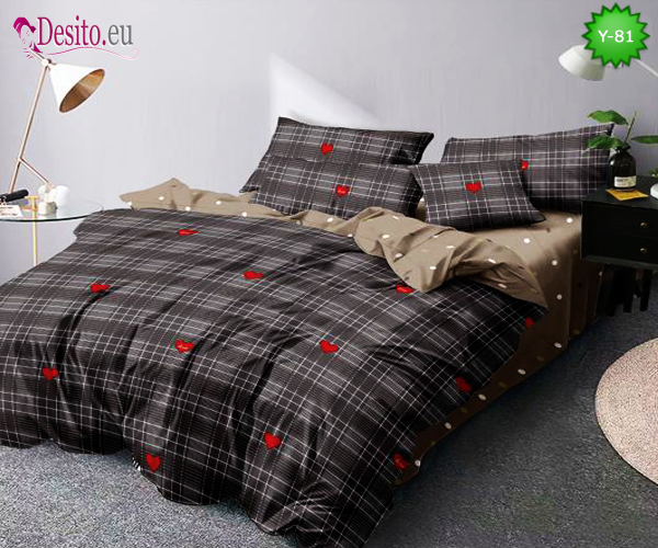 Единично спално бельо с код Y-81