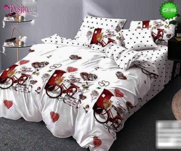 Спално бельо с код C7-98
