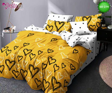 Спално бельо с код 60-274