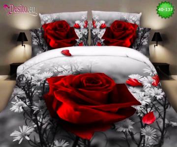 5D спално бельо с код 40-137