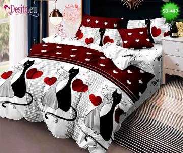 Спално бельо с код 50-447