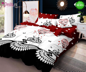 Спално бельо с код 50-451