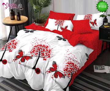Единично спално бельо с код Y-112