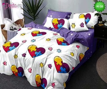Спално бельо с код M-58
