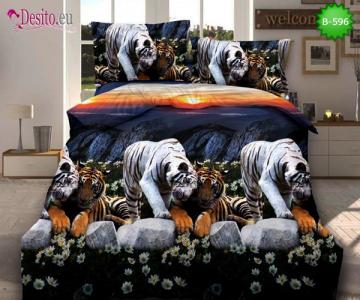 5D спално бельо с код B-596