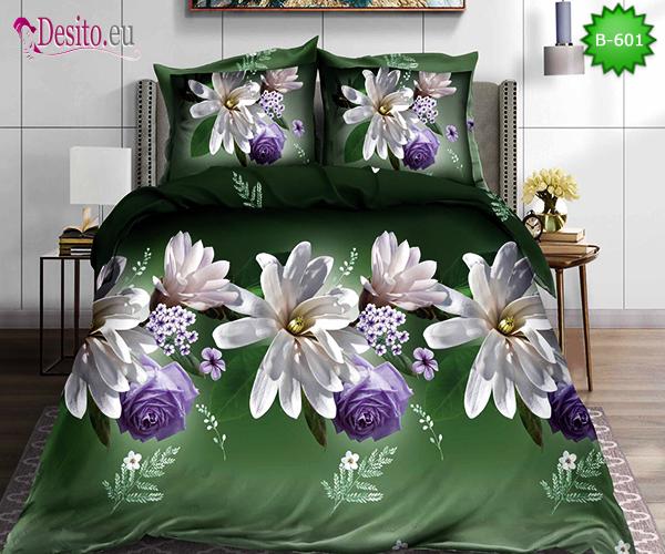 5D спално бельо с код B-601