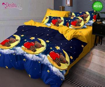 Спално бельо с код M3-03