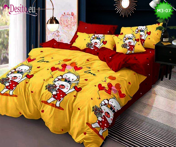 Спално бельо с код M3-07