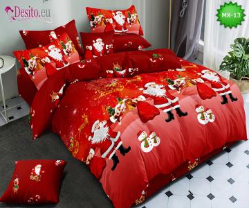 Коледно спално бельо с код MX-13