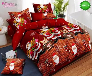Коледно спално бельо с код MX-15