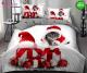 Коледно спално бельо с код MX-18
