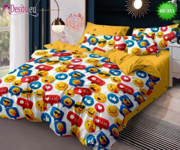 Спално бельо с код 60-351