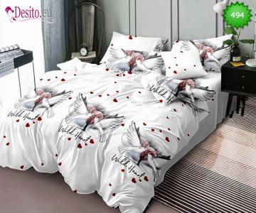 Спално бельо с код 494