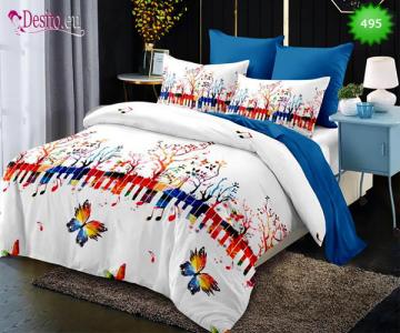 Спално бельо с код 495