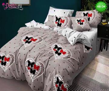 Спално бельо с код 46-34
