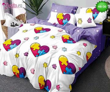 Спално бельо с код 46-36