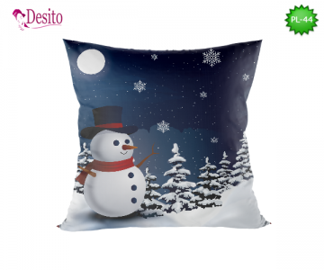 Коледна декоративна възглавница с код PL-44