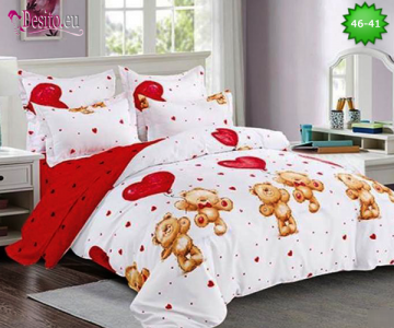 Спално бельо с код 46-41