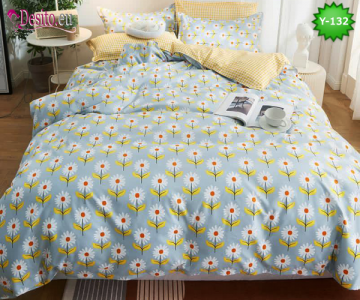 Единично спално бельо с код Y-132