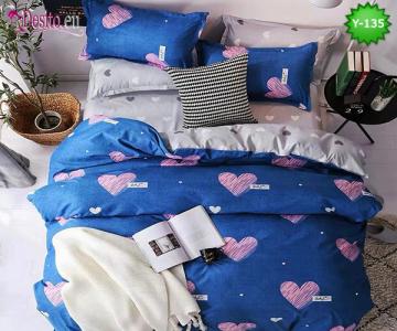 Единично спално бельо с код Y-135