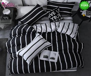 Единично спално бельо с код Y-143