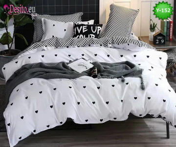 Единично спално бельо с код Y-152