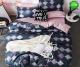 Единично спално бельо, 4 части, 100% памук с код Y-159