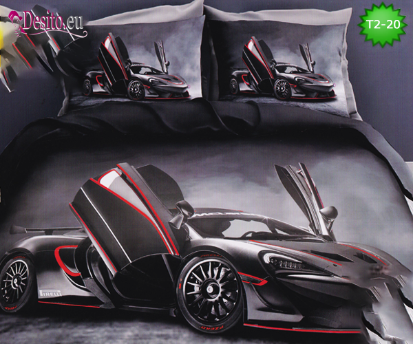 5D спално бельо с код T2-20