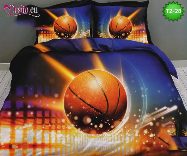 5D спално бельо с код T2-28