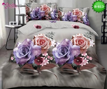 5D спално бельо с код B-613