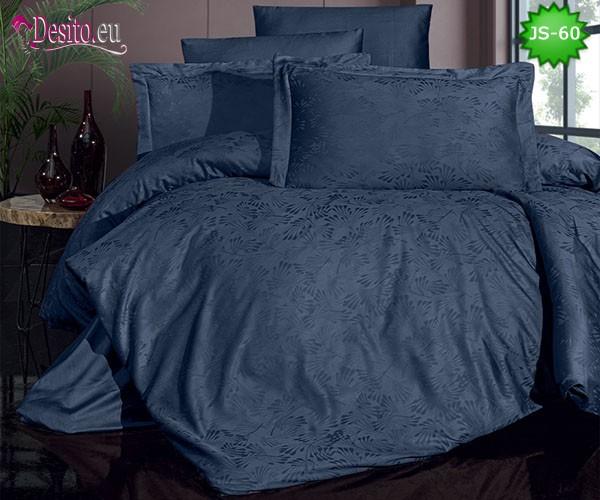 Луксозно спално бельо от памук-сатен с жакард JS-60