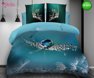 5D спално бельо с код B-623